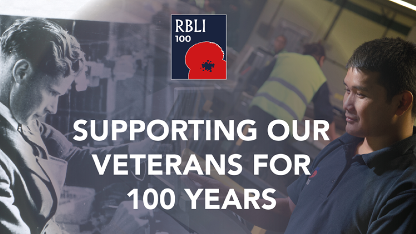 Revenue Services supporting Veterans via the RBLI Centenary bike ride 2019