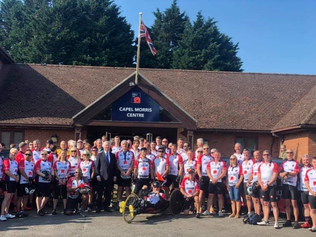 RBLI Centenary Bike Ride – COMPLETED